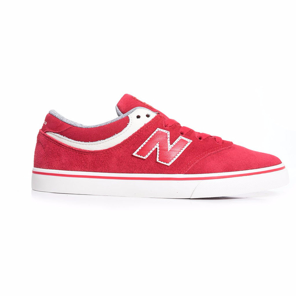 New Balance Numeric Quincy 254 - Red with White (TRS)