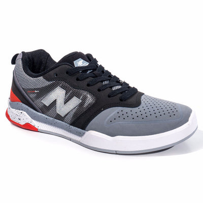 New Balance Numeric 868 BGS - Black/Grey/Red