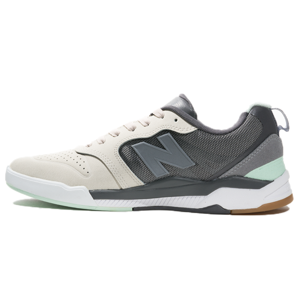 New Balance Numeric 868 - Light Grey/Dark Grey (GSF)