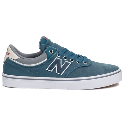 New Balance Numeric 255 - Blue with White (MNG)