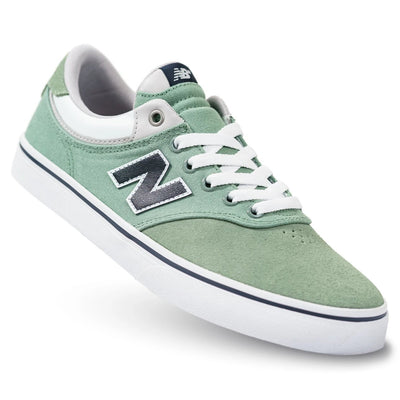 New Balance Numeric 255 - Jade with Navy (SGE)