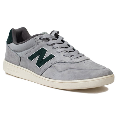 New Balance Numeric 288 - Grey with Forest Green (TRI)