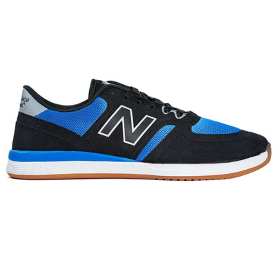 New Balance Numeric 420 - Black with Blue (NVR)
