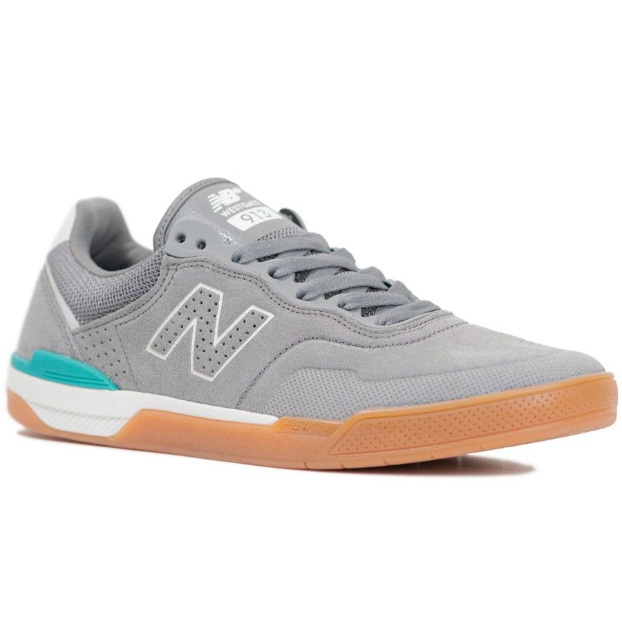 New Balance Numeric 913 - Castlerock with White (GYT)