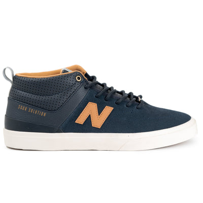 New Balance Numeric 379 Mid - Navy with Brown (MSO)