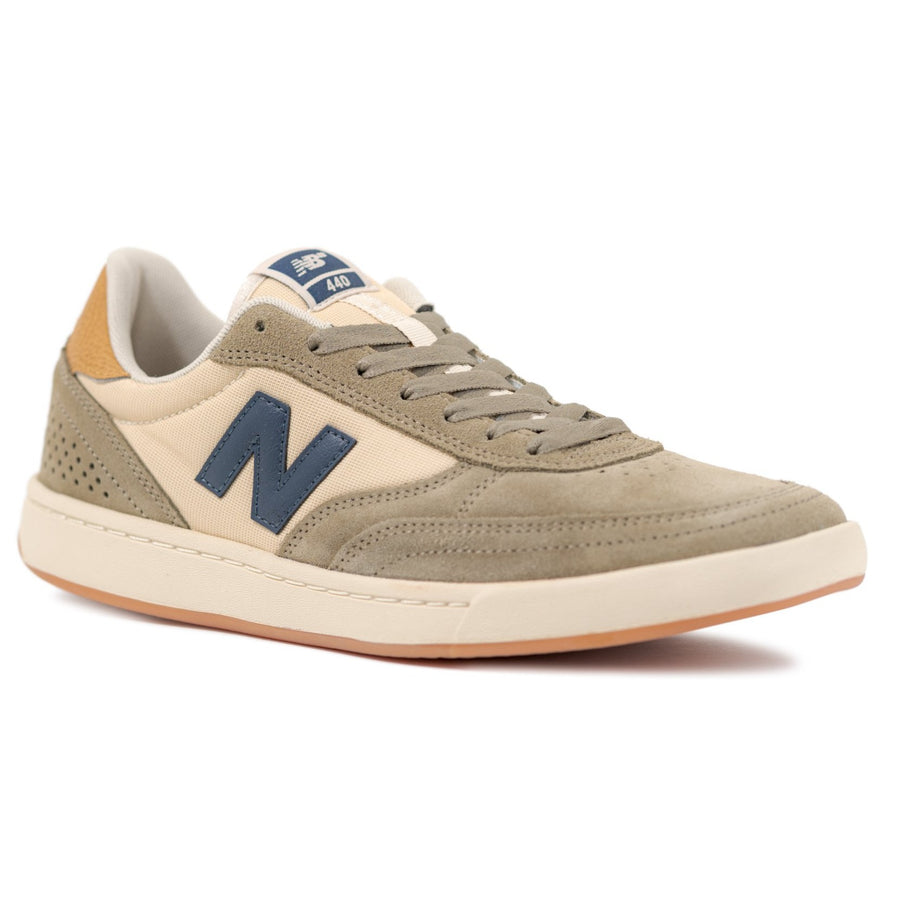 New Balance Numeric 440  - Green with Navy (GNT)