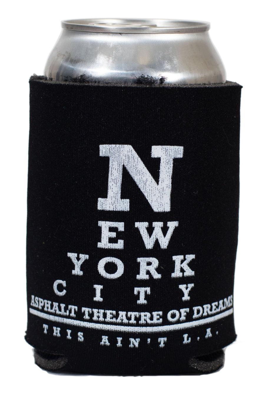 New York: Asphalt Theatre of Dreams Koozie
