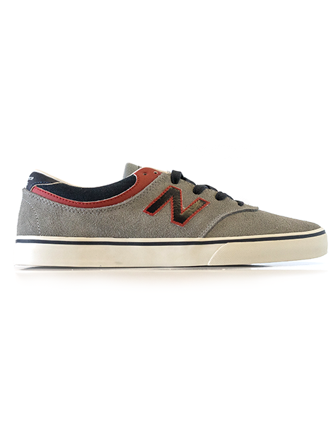 New Balance Numeric Quincy 254 - Steel Suede GRV