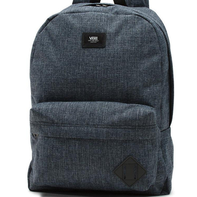 Vans Old Skool II Backpack - Heather Black Suiting