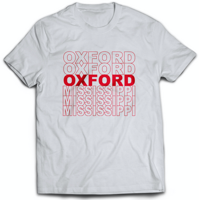 Thank You Oxford, Mississippi