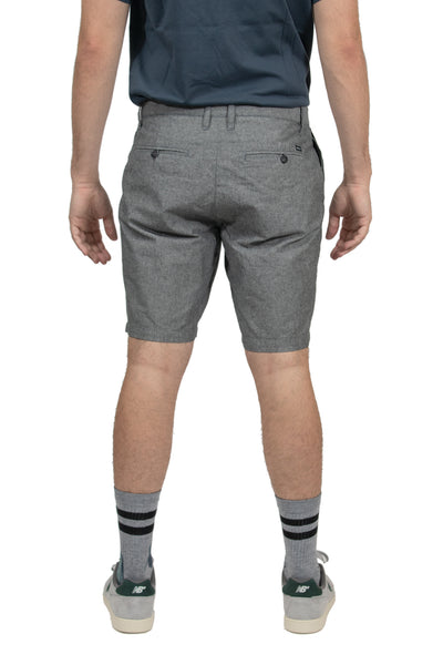 RVCA That'll Walk Oxford Short - RVCA Black (RVB)