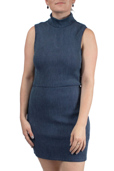 RVCA Dispatch Mock Neck Dress