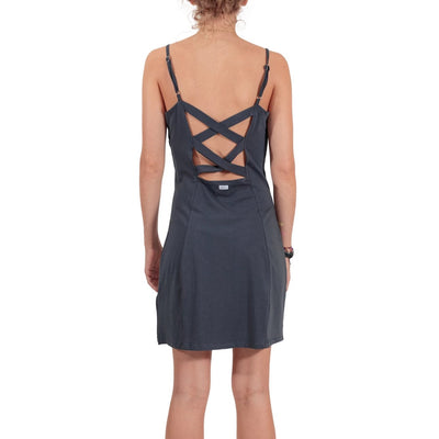 RVCA Mosaic Knit Tank Dress - Ink