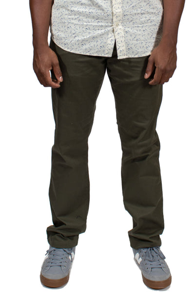 RVCA Weekend Stretch Pant - Olive