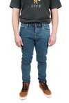 RVCA Rockers Denim Pants - Light Vintage Wash