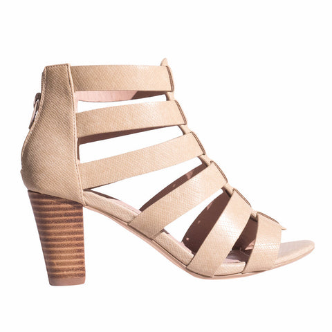 Restricted Avalon Heel - Taupe
