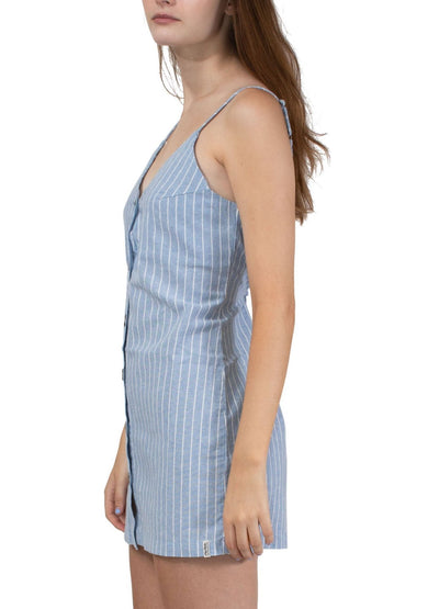 Rhythm Castaway Dress - Sky
