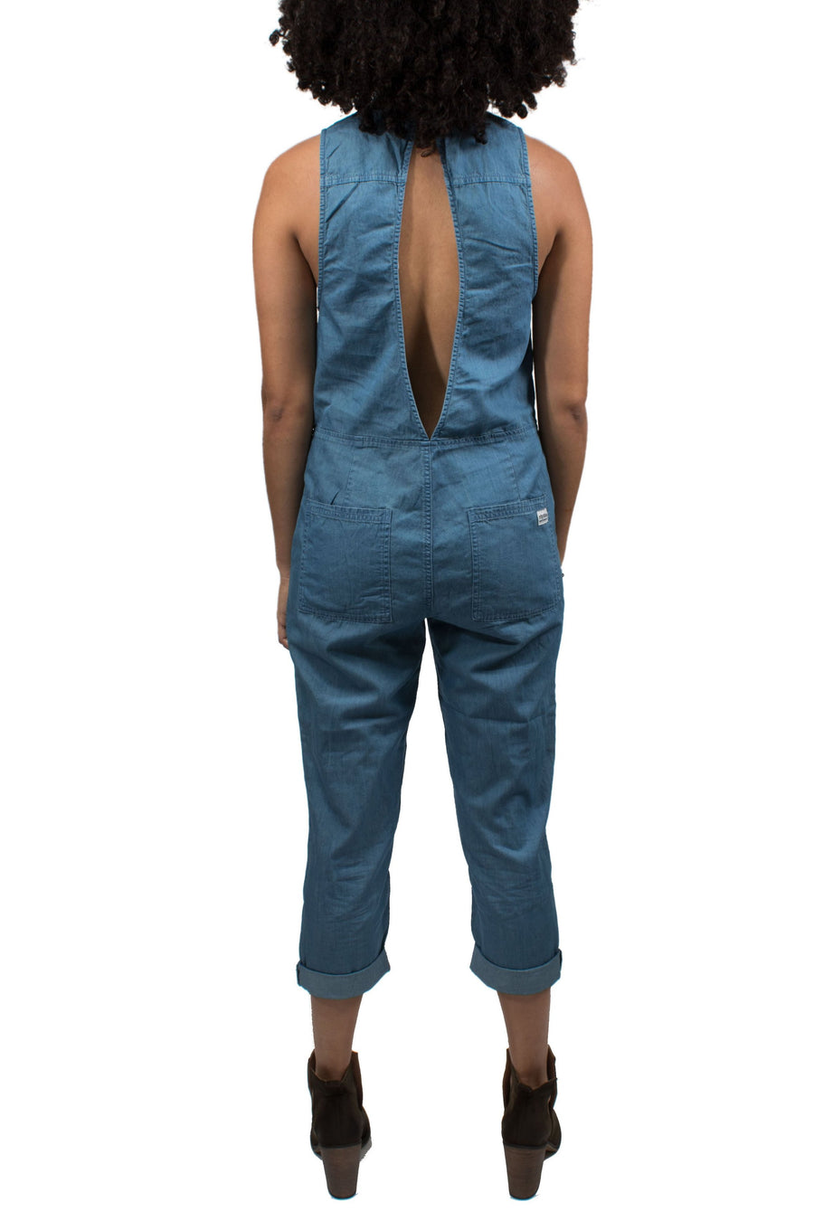 Rhythm Wanderer Jumpsuit - Denim