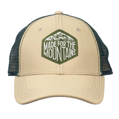 United By Blue - Made For The Mountains Trucker Hat