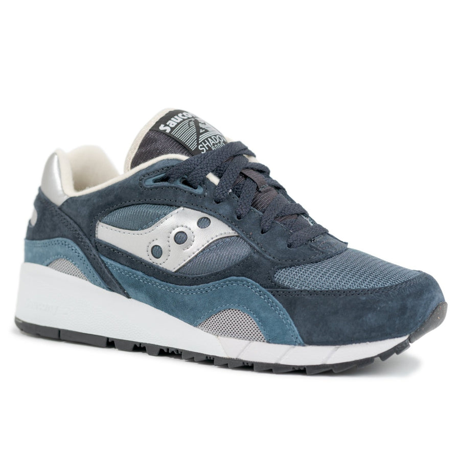 Saucony Original Shadow 6000 - Navy/Silver
