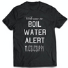 Welcome to Boil Water Alert Mississippi