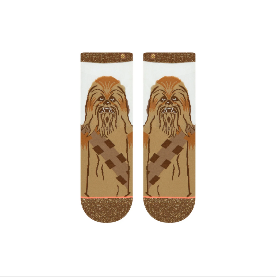 Stance Chewbacca Monofilament Socks