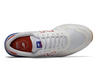 New Balance Numeric 420 - White with Red (SSR)