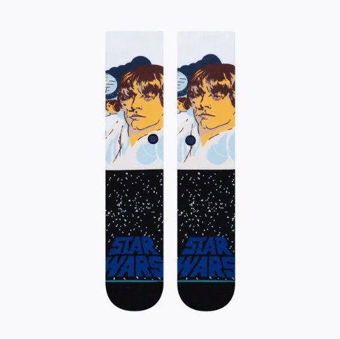 Stance X Star Wars Luke Socks