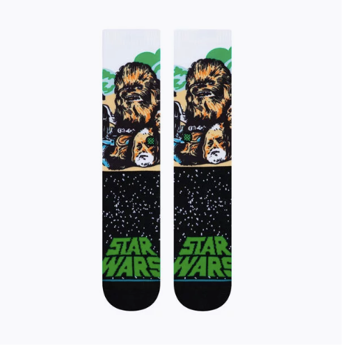 Stance X Star Wars Chewbacca Socks