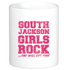 South Jackson Girls Rock and Will Cut You Mug