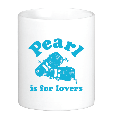 Pearl is for Lovers Mug