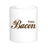 Enjoy Bacon Mug