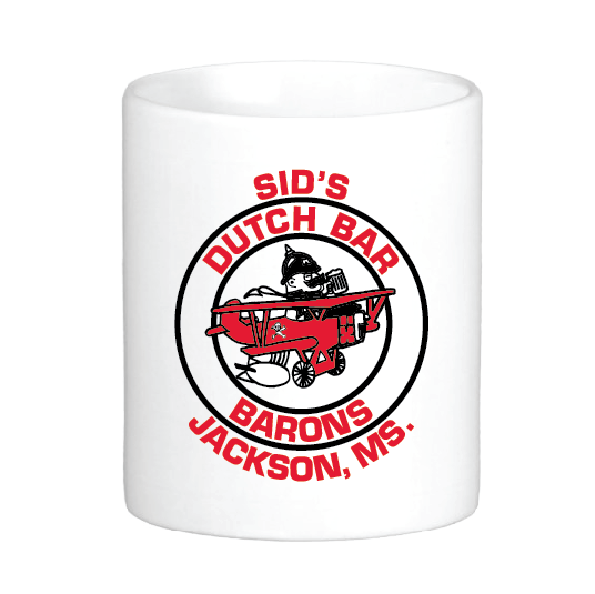 Sid's Dutch Bar Mug