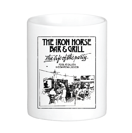 Iron Horse: Life of the Party Mug