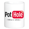 Pothole: Welcome to Jackson Mug