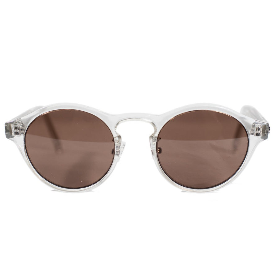 Spitfire Astley Sunglasses - Clear/Brown