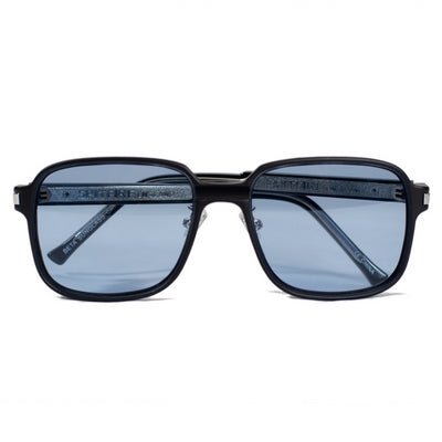 Spitfire BTA Sunglasses - Matte Black/Blue