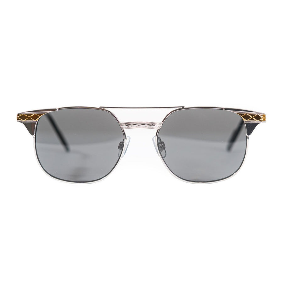 Spitfire Brit Sunglasses - Silver / Gold / Black