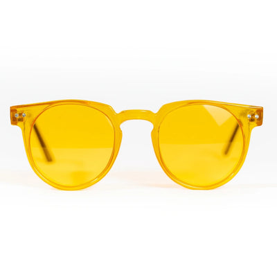 Spitfire Teddy Boy Sunglasses - Orange/Orange