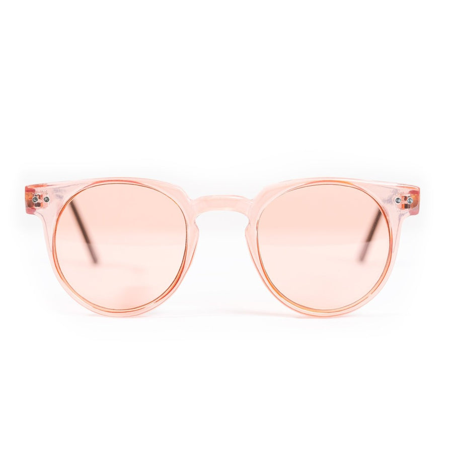 Spitfire Teddy Boy Sunglasses - Rose / Rose