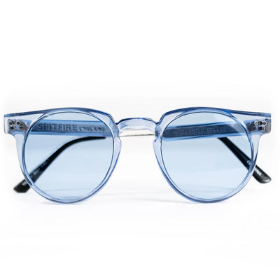 Spitfire Teddy Boy Sunglasses - Windsor Blue/Windsor Blue