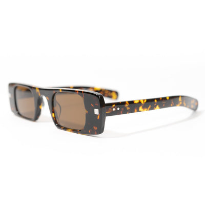 Spitfire Cut Seven Sunglasses - Tortoise Shell/Brown