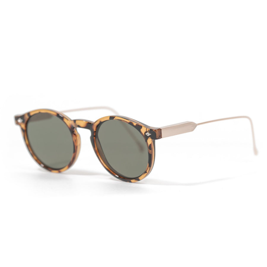 Spitfire Flex Sunglasses - Tortoise Shell/Gold/Black