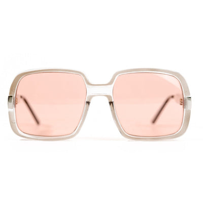 Spitfire Rising with the Sun Sunglasses - Grey/Rose