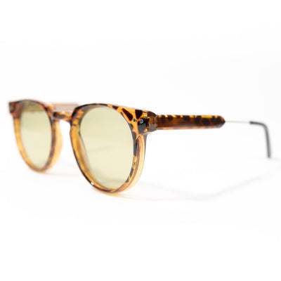 Spitfire Spectrum Sunglasses - Tortoise Shell/Olive Green