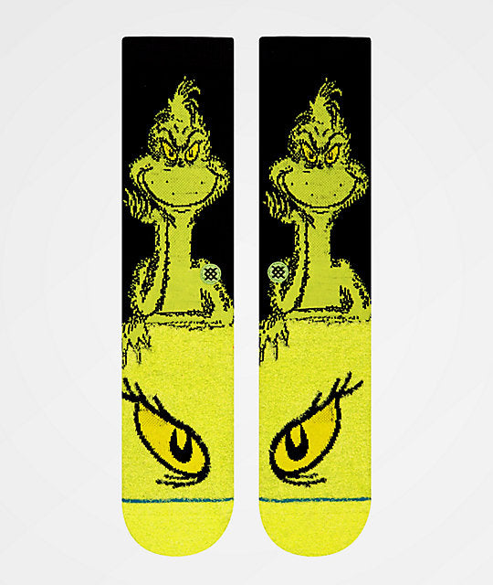 Stance The Grinch Socks