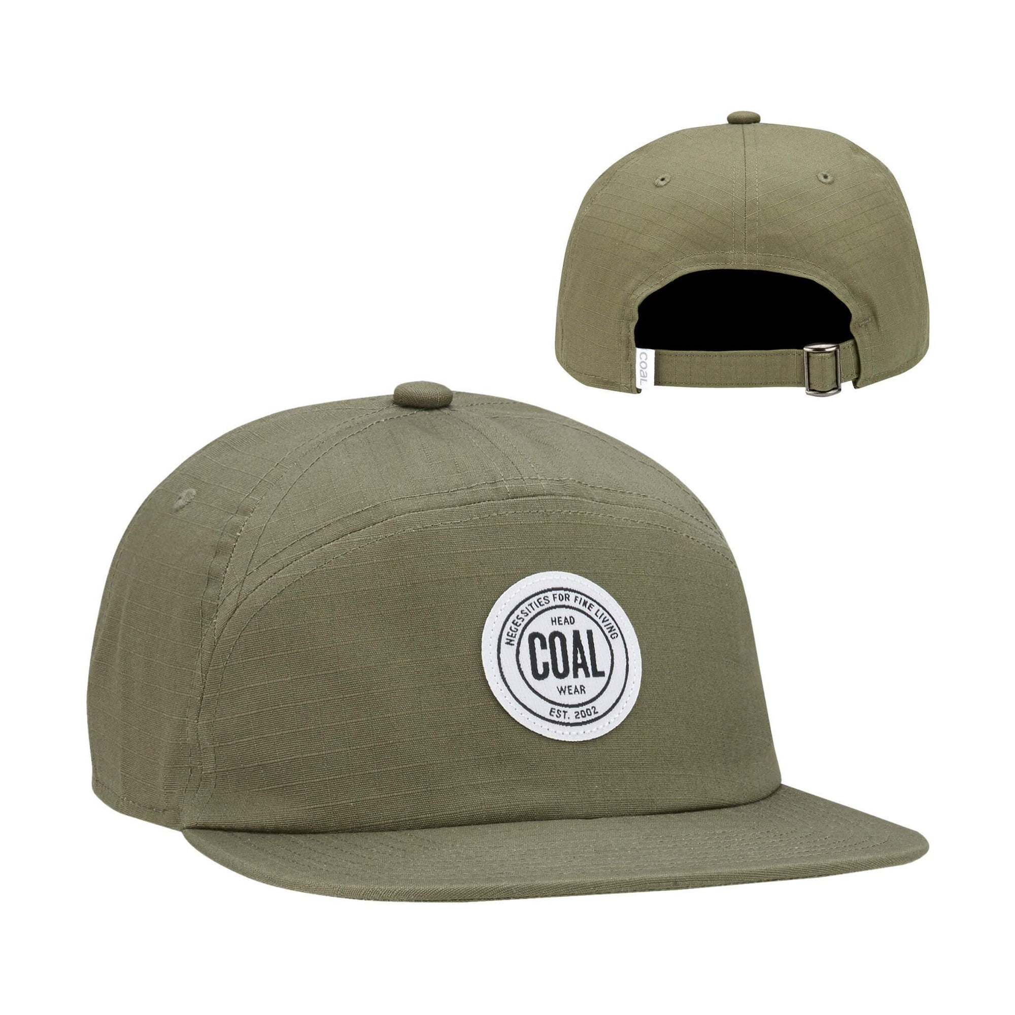 Coal Headwear The Hayes Hat - Olive - Chane 96a1354ad3a