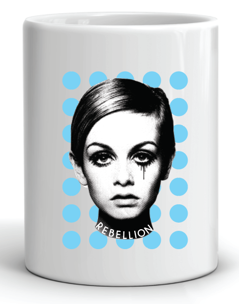 Twiggy Dots Mug