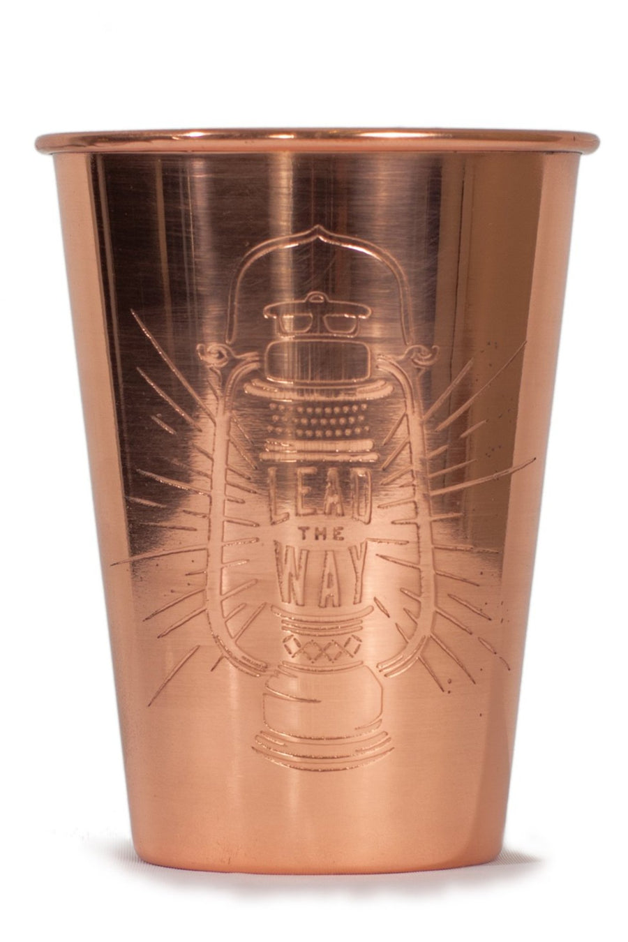United By Blue 16 oz. Lead the Way Copper Tumbler