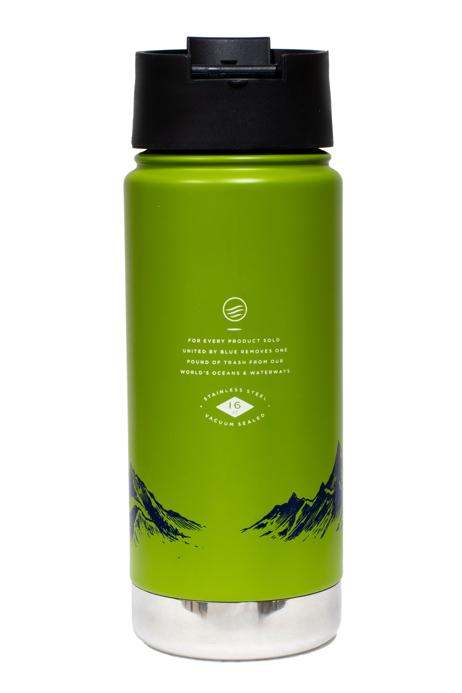 United By Blue 16 oz. Made for the Mountains Travel Mug